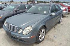 Mercedes Benz E350 2005 for sale