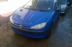 Clean Peugeot 206 2002 for sale