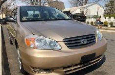 2004 Toyota Corolla CE for sale