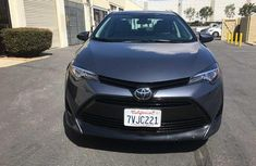 2017 Toyota Corolla L for sale