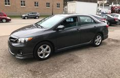 2012 Toyota Corolla S for sale