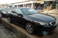Honda Accord Coupe 2008 Black for sale
