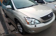 Almost brand new Lexus RX Petrol 2004 for sale