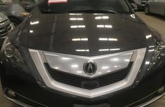 Acura ZDX 2010 Gray for sale
