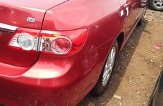 Toyota Corolla 2013 Automatic Petrol ₦4,800,000 for sale