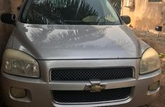 Chevrolet Uplander 2004 Silver for sale
