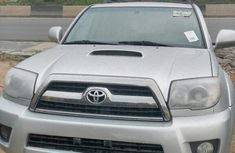 Toyota 4runner 2008 Silver for sale