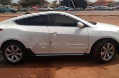 Acura ZDX 2010 Petrol Automatic White for sale