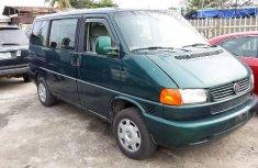Almost brand new Volkswagen Eurovan Petrol 2000 for sale