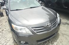 Toyota Camry 2010 Gray for sale