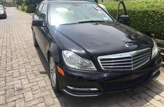 Almost brand new Mercedes-Benz C300 Petrol 2012 for sale