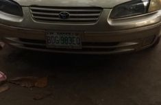 Clean Toyota Camry 2000 Gold for sale