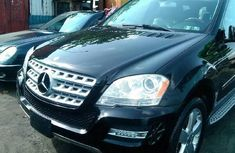 2010 Mercedes-Benz ML350 Petrol Automatic for sale