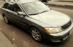 Toyota Avalon 2001 Gray for sale