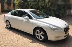 Peugeout 508 Turbo 2014 White for sale