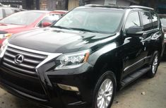 Lexus GX 2014 Petrol Automatic Black for sale