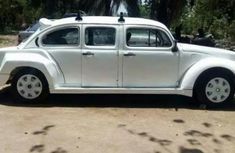 [Photo] Nigerian-made Volkswagen Beetle Limo