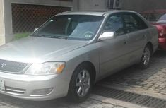 Toyota Avalon 2002 Silver for sale