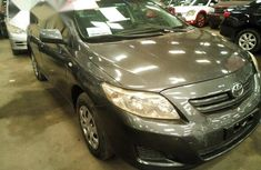 Toyota Corolla 2008 Gray for sale