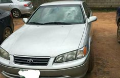 Tokunbo Used Toyota Camry 2001 Gray for sale