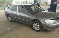 Honda Accord 2002 Petrol Automatic Grey/Silver for sale
