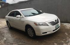 Toyota Camry XLE 2008 White for sale