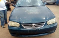 2001 Toyota Corolla Petrol Automatic for sale