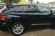 Clean Toyota Venza 2013 Black for sale