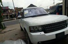 Tokunbo Rover 820 2012 White for sale