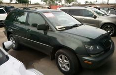 Lexus RX 1999 Green for sale