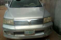 Mitsubishi SpaceWagon 2001 Silver for sale