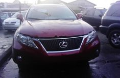 Lexus RX 2010 Automatic Petrol ₦6,800,000 for sale
