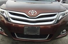 Almost brand new Toyota Venza Petrol 2014 for sale