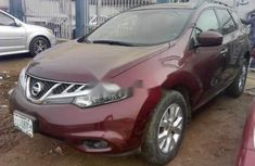 2012 Nissan Murano Automatic Petrol well maintained for sale