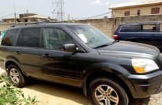 Honda Pilot 2003 Petrol Automatic Grey/Silver for sale