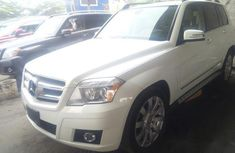 Mercedes-Benz GLK-Class GLK350 2011 White for sale