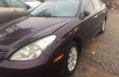 Lexus ES 2004 Automatic Petrol ₦1,750,000 for sale