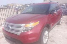 2013 Ford Explorer Automatic Petrol well maintained for sale
