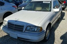 Clean Mercedes-Benz CL 1990 model FOR SALE