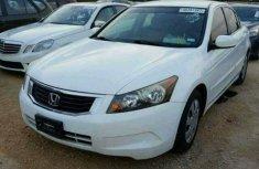 Clean Honda Accord 2008 for sale