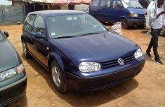 2002 Volkswagen Golf for sale