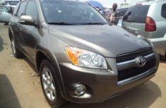 Toyota Rav4 2010 Grey for sales