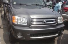 Clean Tokunbo Toyota Sequoia 2010 for sale