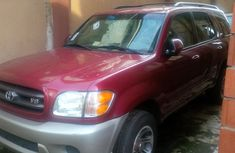 CAR FOR SALE 2002 American Used Toyota Sequoia for sale
