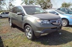Tokunbo 2007 Acura MDX Grey For sale