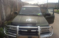 Neatly Used Toyota 4 Runner 1999 grey for sale