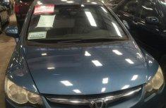 Honda Civic 2006 Blue for sale