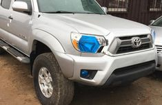 Toyota Tacoma 2012 Petrol Automatic Grey/Silver for sale