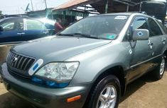 Almost brand new Lexus RX Petrol 2001 for sale