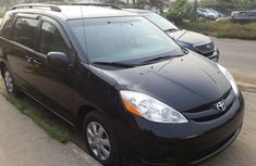Toyota Sienna 2008 Petrol Automatic Black for sale
